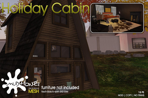 mudhoney holiday cabin