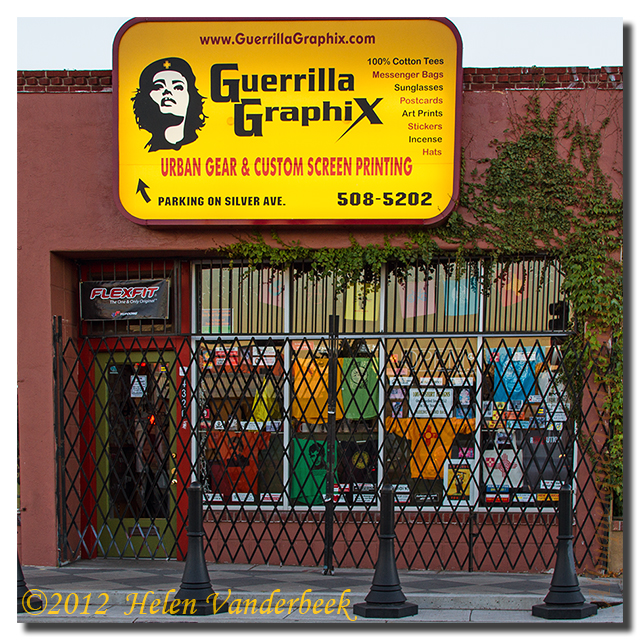 Guerrilla Graphix