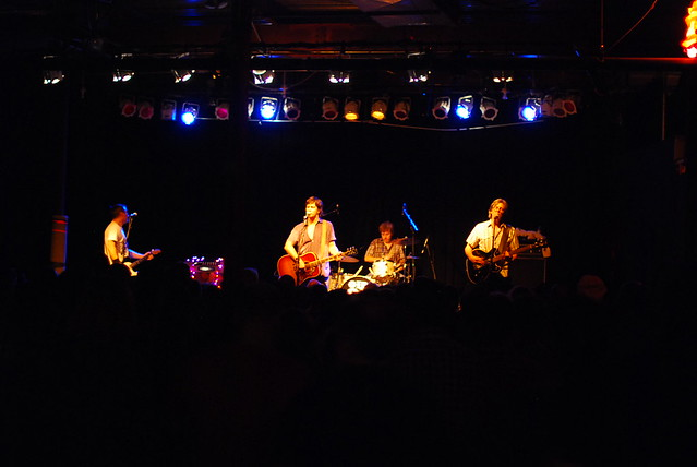 old 97s @ cat's cradle