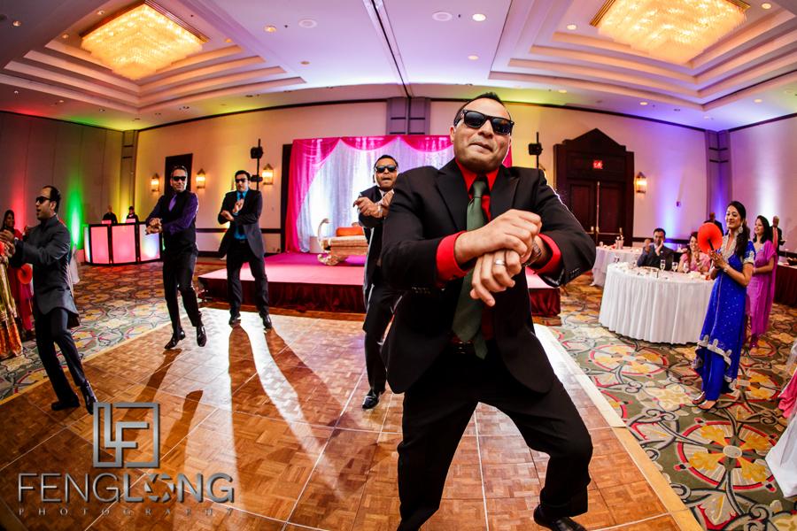Gangnam Style Indian Wedding! | Navneet & Nakul's Hindu & Sikh Wedding | Hilton Atlanta Northeast | Atlanta Indian Wedding Photographer