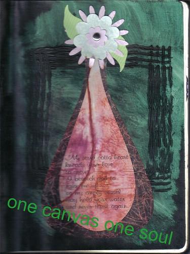 vase by onecanvasonesoul