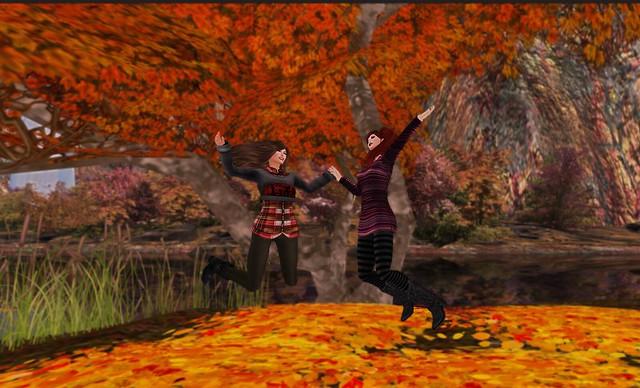 Jump Into Autumn - Picture Me Pretty Vendor Photo