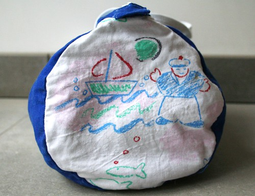 Nappy bag / Luiertas
