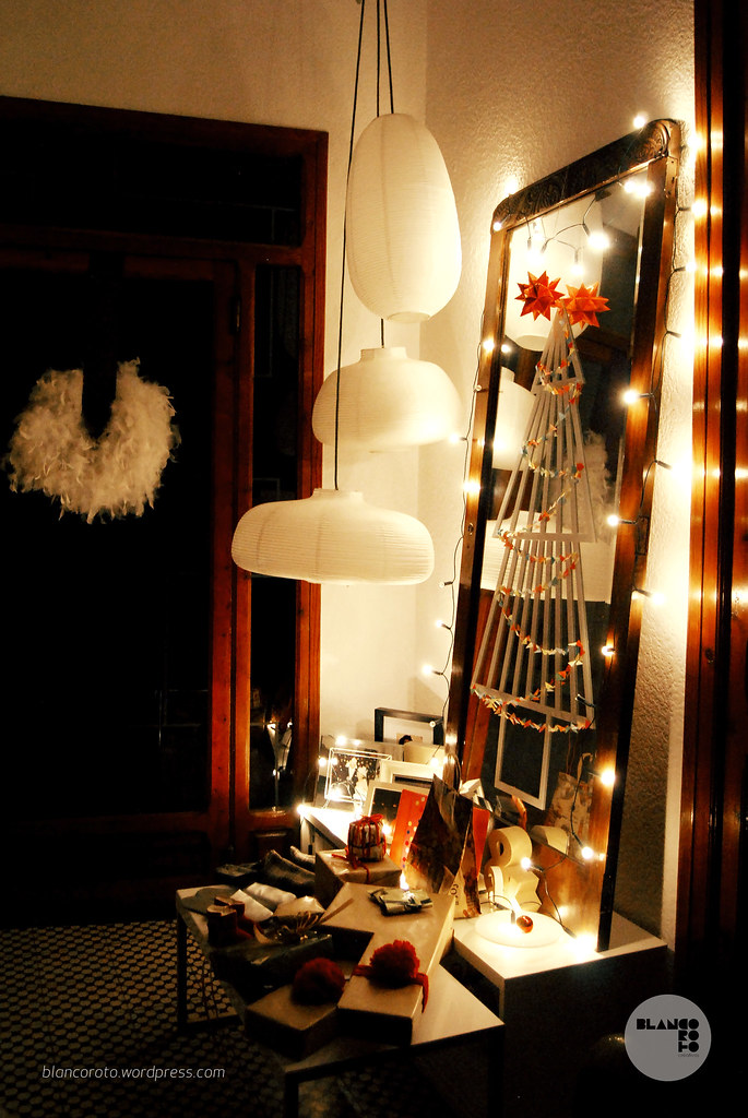 BlancoRoto - Árbol de Navidad I