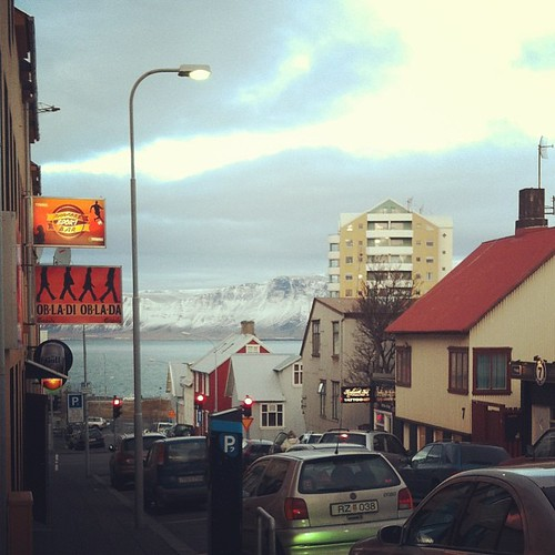#reykjavik #frakkarstígur