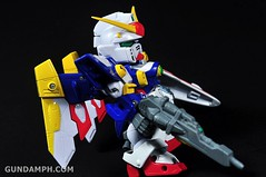 SD Archive Wing Gundam Unboxing Review (44)