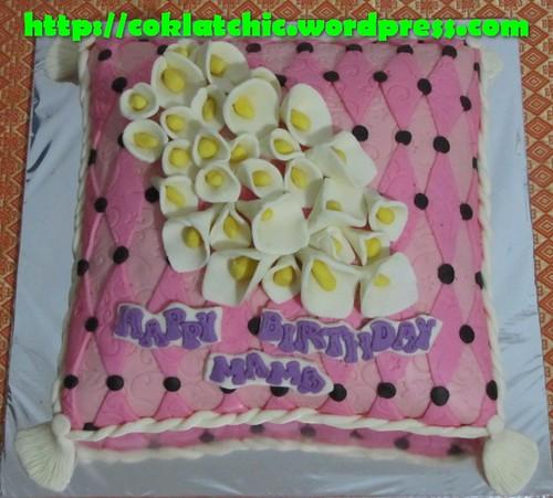 Cake Canna Lily
