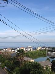 良い天気!