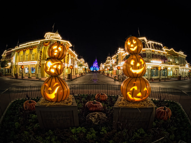 Halloween on Main Street