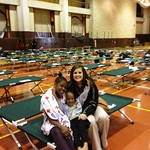 Hurricane Sandy 2012: Nassau Shelter