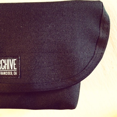 Large Hip Bag by Archive Victor