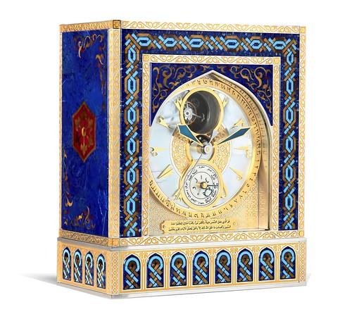 Clock - Al-Biruni