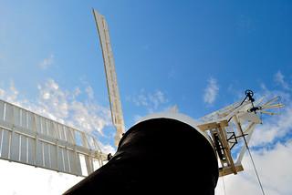 Holgate windmill October 2012 2