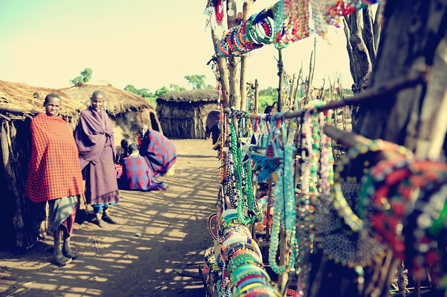 Massai Jewellery