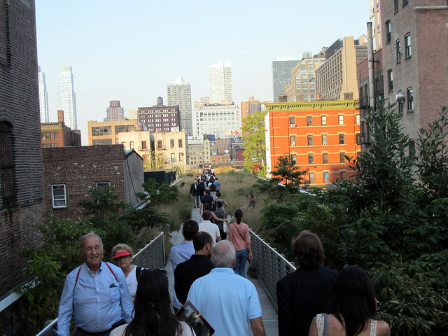 High Line Experience