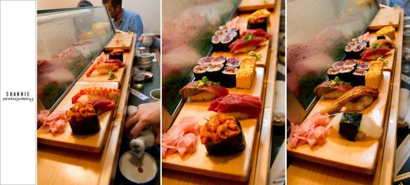 Tsukiji Fish Market Daiwa Sushi 築地市場 大和鮨