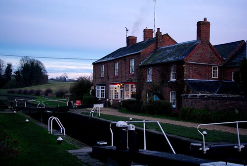 20130113-34_Bottom Lock Cottage (shop)- Braunston by gary.hadden
