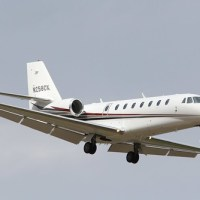 Seacor Meridian Inc N259CK Cessna 680 Citation Sovereign #NAS