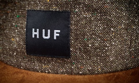 17_HUF_Spring_2013_Tweed_Volley_Olive_Detail_1