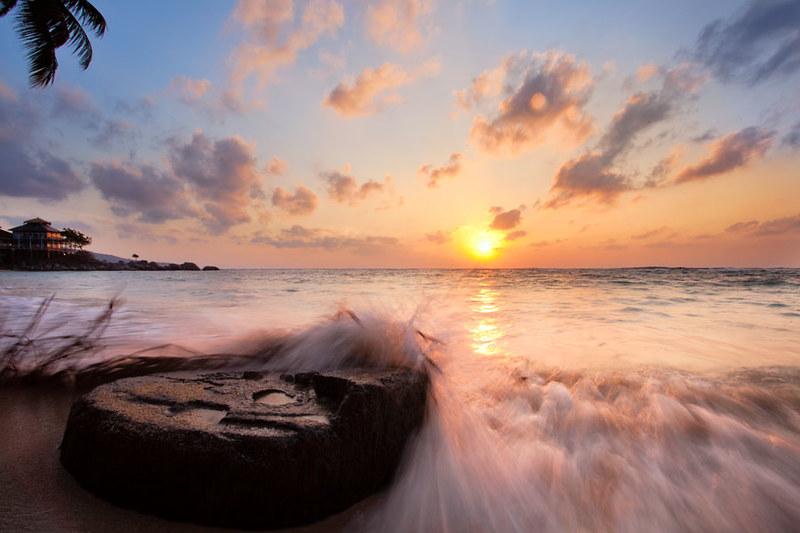 Sunrise at Nirwana