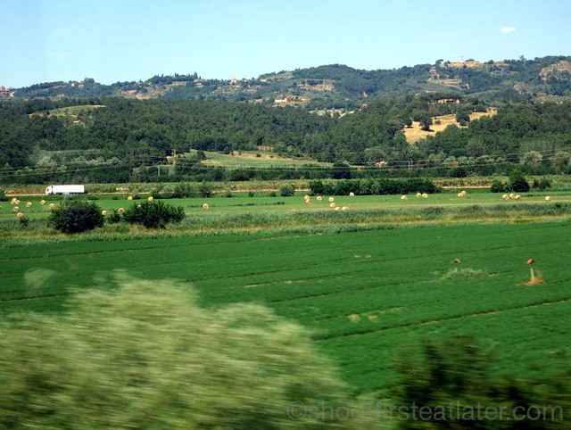 train from Florence to Rome-012