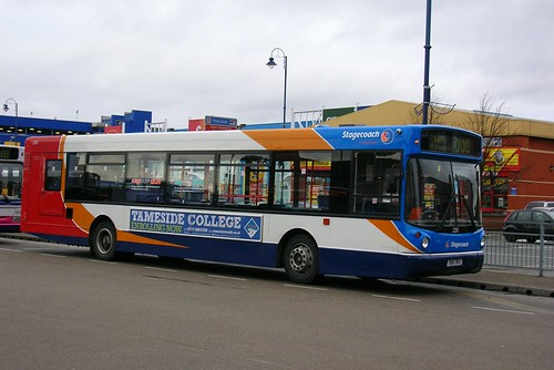 Stagecoach Manchester MAN, Ashton bus station
