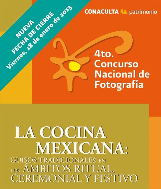 concurso nacional de fotografia la cocina mexicana