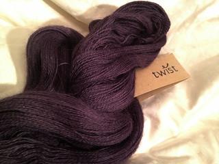 Twist Frost Yarn