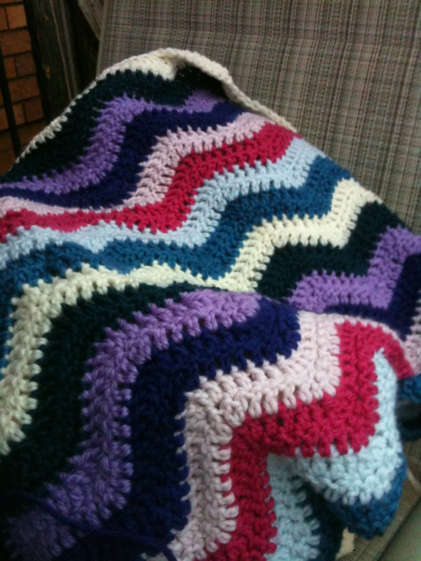 Two color repeats complete