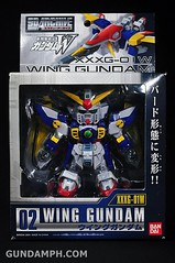 SD Archive Wing Gundam Unboxing Review (1)