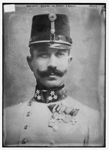 Com'dant Eduard von Boehm-Ermolli (LOC)