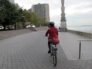 Battery Park City Promenade