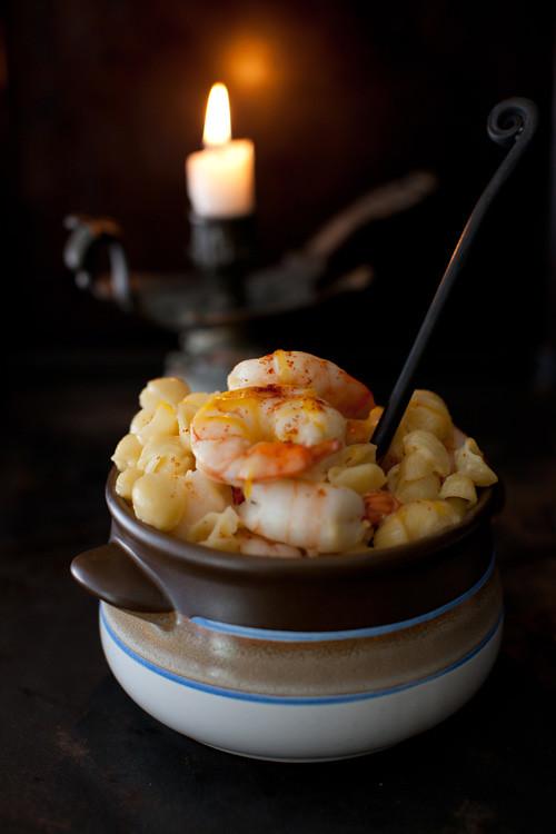 Macaroni and Shrimp 5