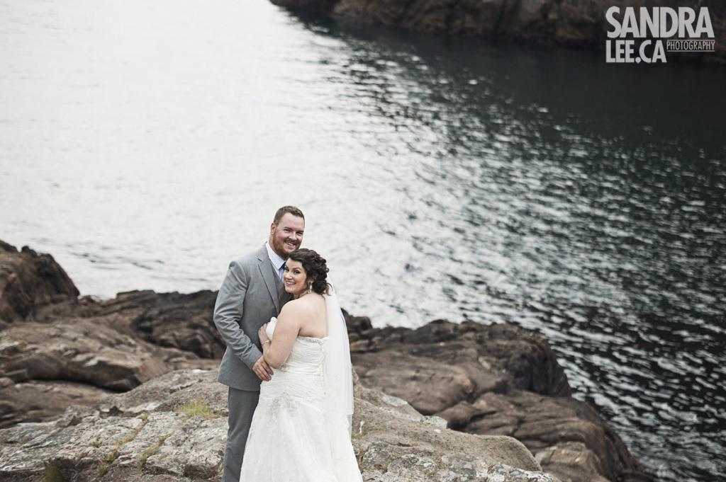 Tommy + Jessica :: Newfoundland Modern Vintage Wedding