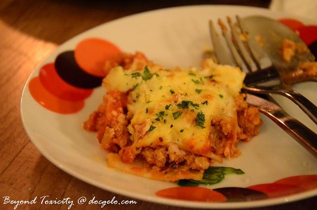 lasagne plate