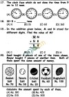 NSTSE 2011 Class II Question Paper with Answers - Mathematics