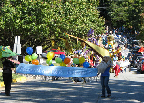 Hillsborough Handmade Parade