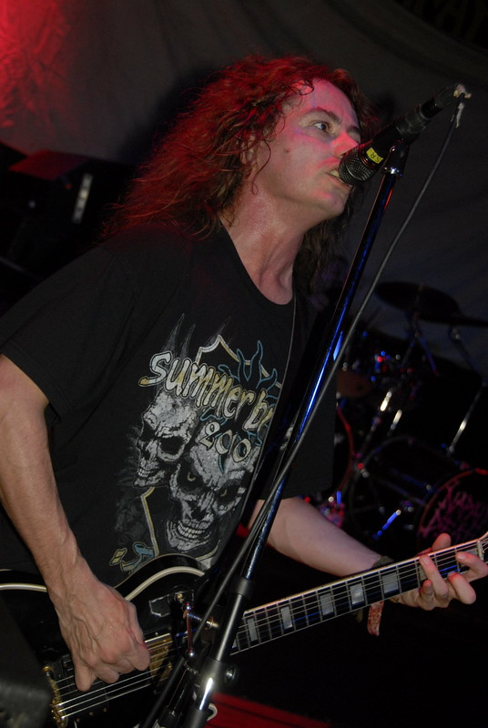 Mitch Harris of Napalm Death