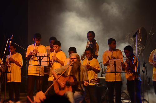 Marco Gottinari: Lançamento do CD Tudo uma Canção