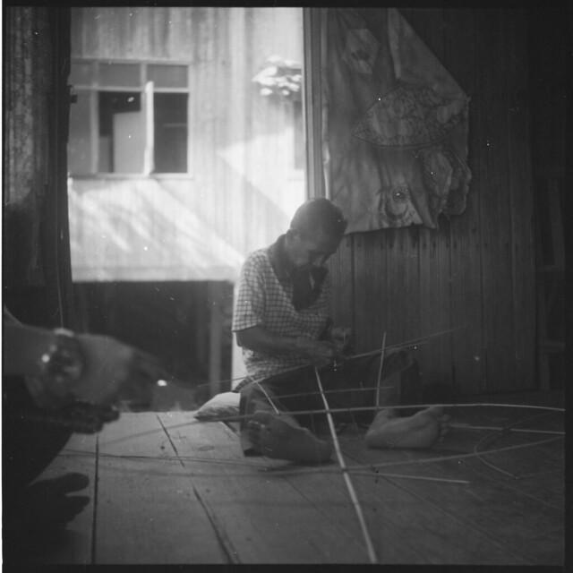 Pok Ing, the kite maker