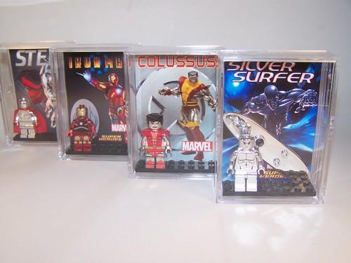 Chrome Super Heros