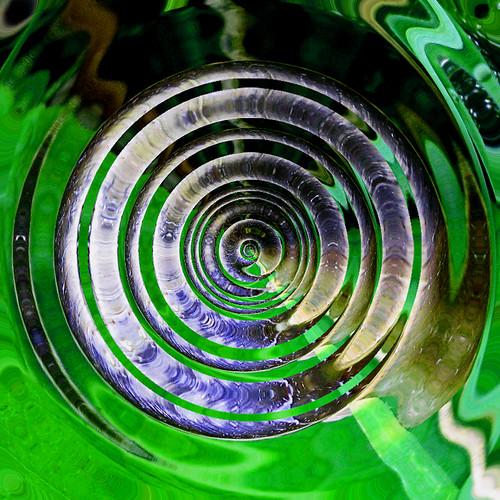 Recursive shell ripple