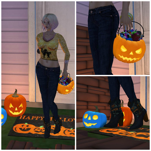 Raid Your Closet - HALLOWEEN EDITION