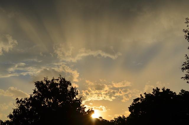 Sunset f5.6 ISO 100 50mm
