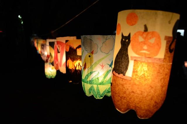 Halloween Lanterns: JP Lantern Festival 97
