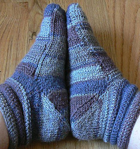 socks, again
