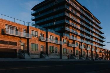 Harborfront Apartments