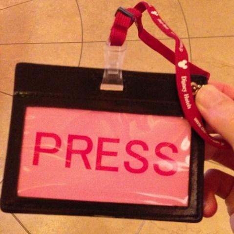 ディズニー・アンバサダーホテルのプレス内覧会に来ました。12時よりオープンです。