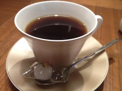 食後のコーヒー@代官山 蔦屋書店