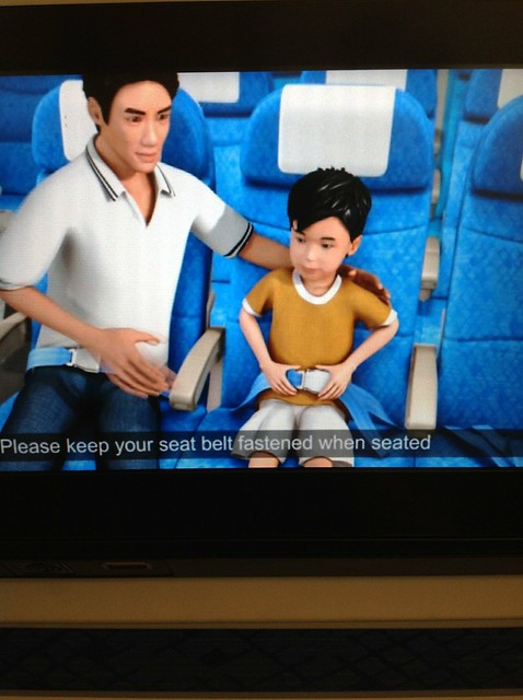 Cathay Pacific Anime Airlines in Southeast Asia